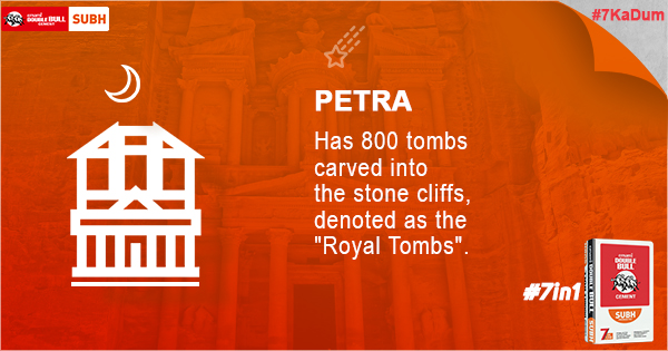 Did You Know - 7Ka Dum - Petra -Emami Cement