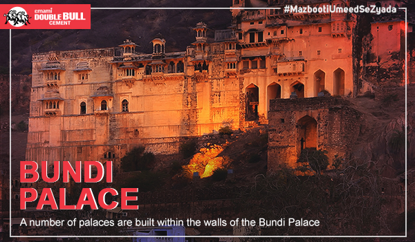Did You Know - Mazbooti Umeed Se Zada - Bundi Palace - Emami Cement
